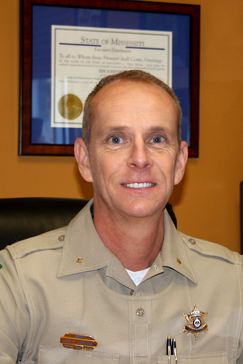 Sheriff Jim H. Johnson Lee County Sheriff