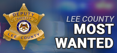 Lee County Most Wanted
