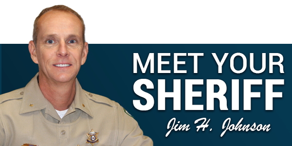 Jim H. Johnson sheriff